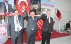 CHP DERİNCE'DE İKİ ADAYLI KONGRE