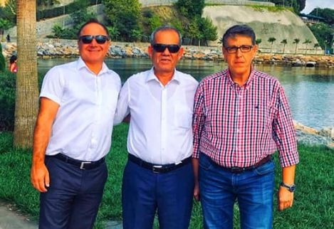 100. yılda, 100 gazeteci Sivas'ta