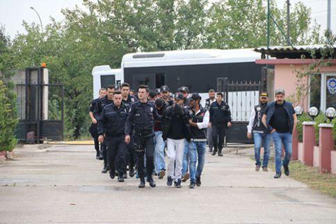 12 zehir taciri tutuklandı