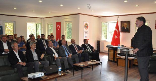 """1989 Bulgaristan Göçünün 30. Yılı"""" anma Programın lansman toplantısı Bursa'da yapıldı"""