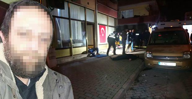 2 kardeş sokak ortasında öldürüldü
