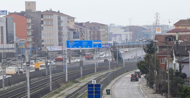 42 Evler bölgesine yaya köprüsü geliyor