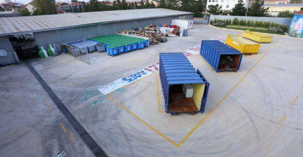 55 bin 682 ton atık toplanarak bertaraf edildi