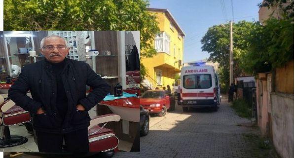 65 yaşındaki adam kendini astı