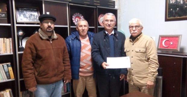 ADD Derince'den Gazetemize ziyaret