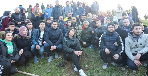 Afrin şehitlerinin adı Körfez'de yaşatılacak..