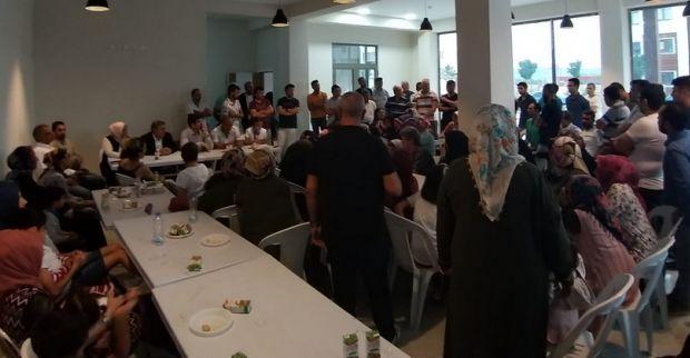 AK KADINLARDAN ''HOŞ GELDİN KOMŞUM'' ZİYARETLERİ