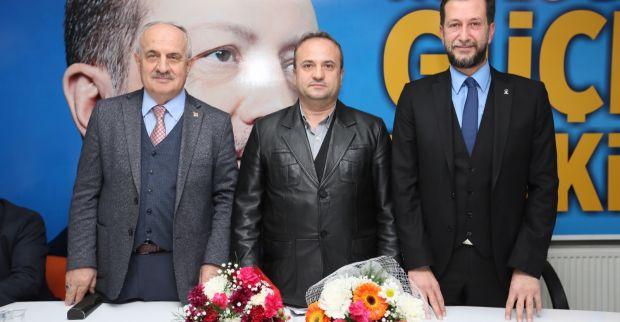 AK Parti Derince'de Birlik, Beraberlik