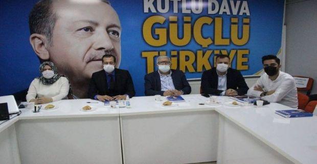 AK Parti Derince'de İcra açıklandı