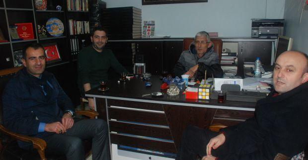 AK Parti Derince'den ziyaret