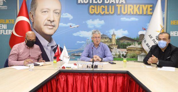 AK Parti Kocaeli 107.Genişletilmiş  İl Danışma Meclisi 27 Eylül'de olacak
