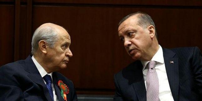 AK Parti Kocaeli'de MHP'ye kaç ilçe verecek
