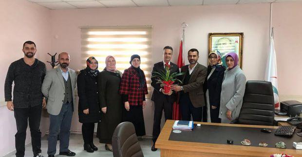 AK Parti Tıp bayramını unutmadı