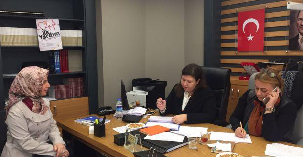 AK Partili Kadınlarda Kongre Çalışmaları Devam