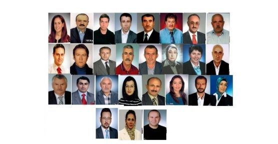 AKP'NİN SIRALI MECLİS ÜYESİ ADAY LİSTESİ