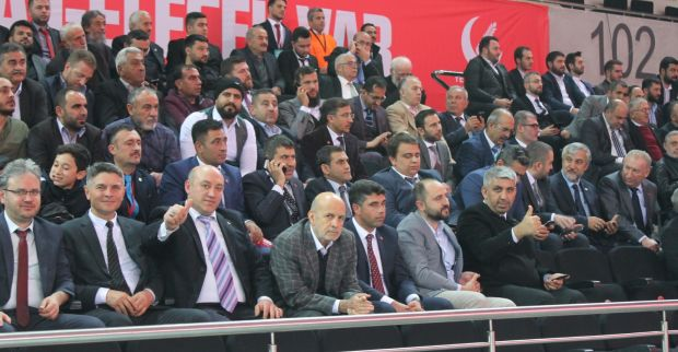 Ankara arena da refah izdihamı yaşanıyor!