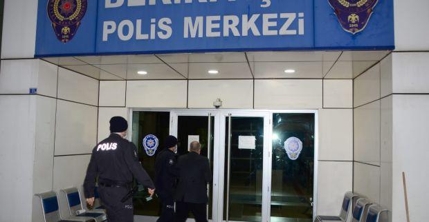 Aranan 21 kişi polise yakalandı