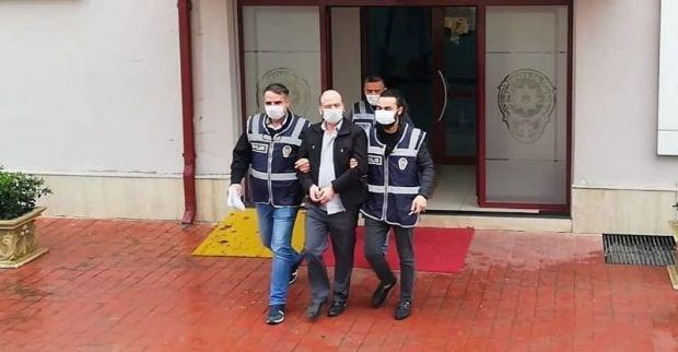 Aranan hükümlü operasyonla Derince'de yakalandı