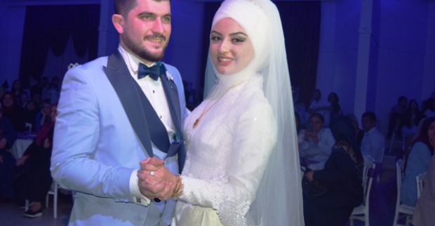 Atilla Ertuğrul oğlunu evlendirdi