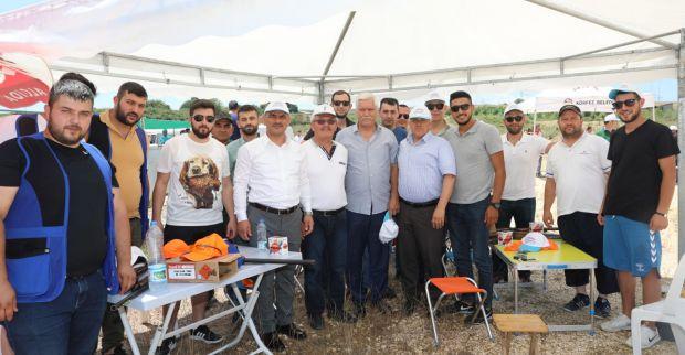 Avcılar ve atıcılar Körfez'de buluştu