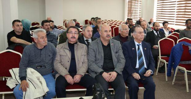 """Balıkçılık Çalıştayı'nda Büyükşehir'e övgü 'İzmit'te artık 30 türde balıkçılık yapılabiliyor"""""""