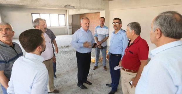Başkan Aygün Yavuz Sultan'da Halkla Buluştu
