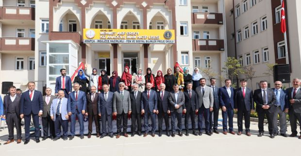 Başkan Karaosmanoğlu,  Dünya şampiyonu öğrencileri kutladı