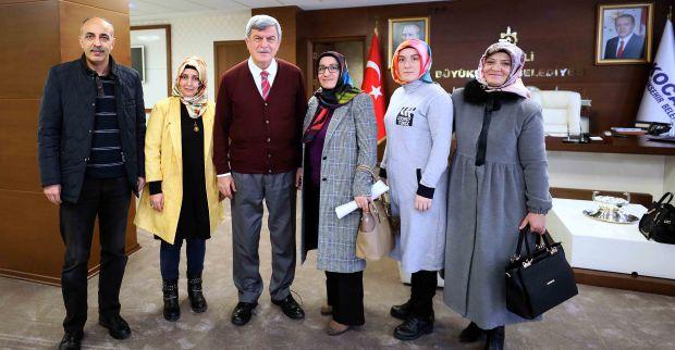 Başkan Karaosmanoğlu, ''Eğitimde hedef daha çok çalışmaktır''