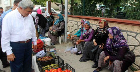 """Başkan Karaosmanoğlu,  """"Hizmetlerde aksama yaşanmayacak"""""""