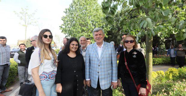 Başkan Karaosmanoğlu,  ''Kocaeli'ye tutkuyla hizmet ediyoruz''