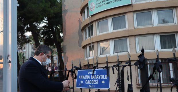 """Başkan Yıldızlı, """"Halkevi Binası'nı görmezden gelmek, Kocaeli'nin değerlerine sırt çevirmek demektir"""""""