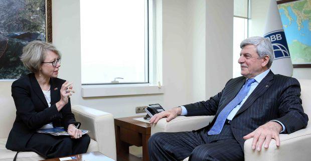Başkonsolos Therese Hydén, ''PKK terör örgütüdür''
