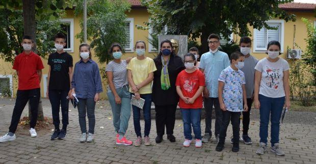 Bayan Yavuz'dan Bakım, Rehabilitasyon Merkezi'ne Ziyaret