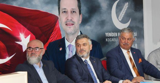 Bekin; Fatih Erbakan en genç cumhurbaşkanı olacak.