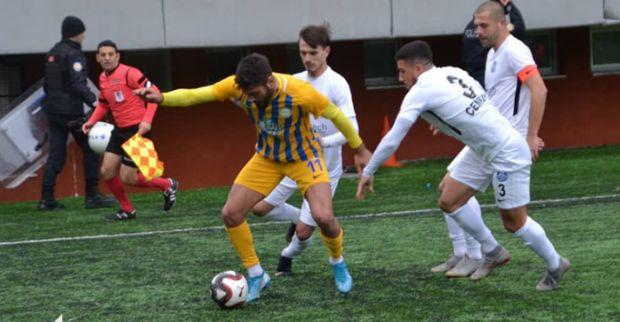 BELEDİYE DERİNCE PUANLA BAŞLADI:0-0
