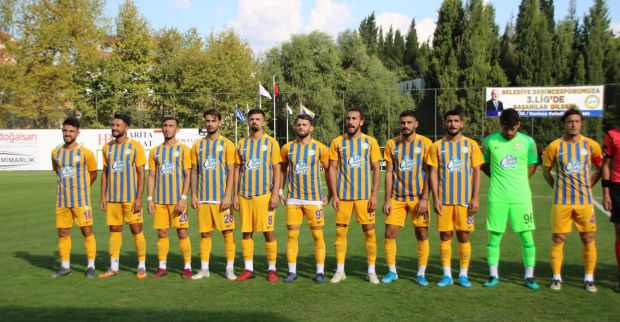 Belediye Derincespor Berabere Kaldı: 0-0