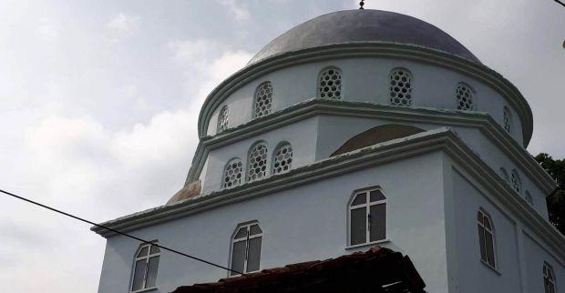 BELEDİYE'DEN BALÖREN CAMİİ'NDE TADİLAT
