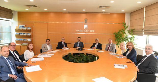 Bizimköy Engelliler Üretim Merkezi Vakfı Mütevelli Heyet Toplantısı, Vali Aksoy'un  Başkanlığında Gerçekleştirildi.