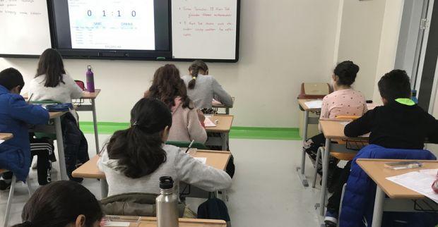 Bursluluk Sınavımıza Rekor Katılım