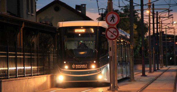 Büyükşehir 200 milyon yolcu taşıdı