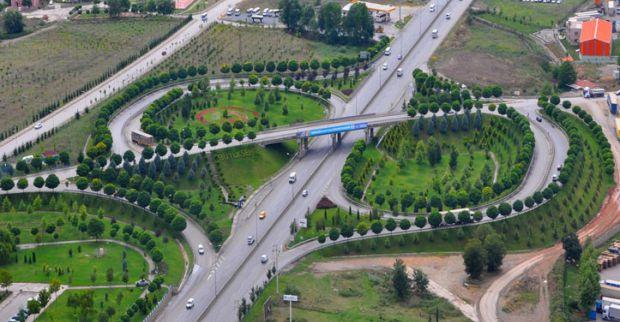 Büyükşehir, 7 milyon 675 bin  276 ağacı toprakla buluşturdu