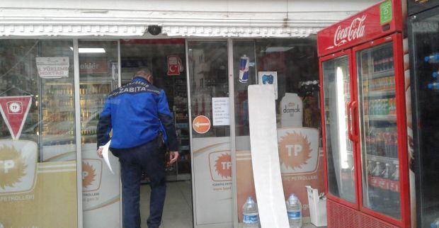 Büyükşehir Zabıta, koronavirüs denetimlerini artırarak devam ediyor