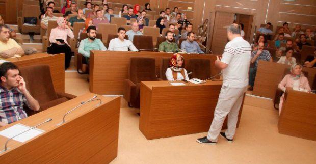 Büyükşehir'de ''Bütçe Hazırlama Süreci'' eğitimi yapıldı