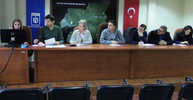 Büyükşehir'den Mihalgazi Belediyesi'ne yardım eli