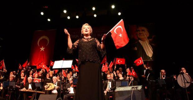 ÇANAKKALE ZAFERİ'Nİ ANMA KONSERİ