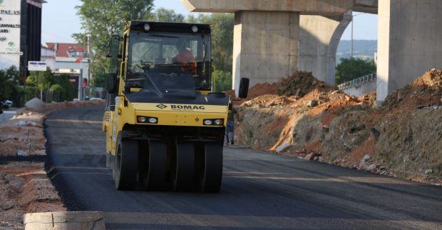 Çayırova ve Gebze'de yollar daha konforlu olacak