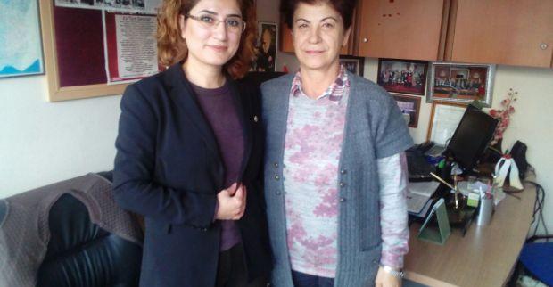 Cevrim: Türkiye'de kadının temsil oranı yerlerde sürünüyor