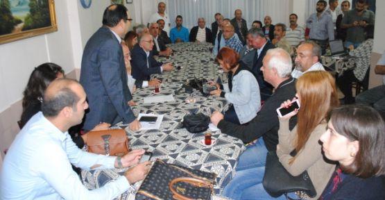 CHP 2015 seçimi için çalışmalara başladı