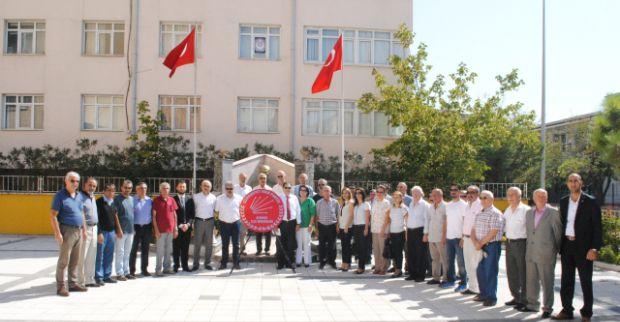 CHP Derince partinin 94. Kuruluş yıl dönümünü kutladı