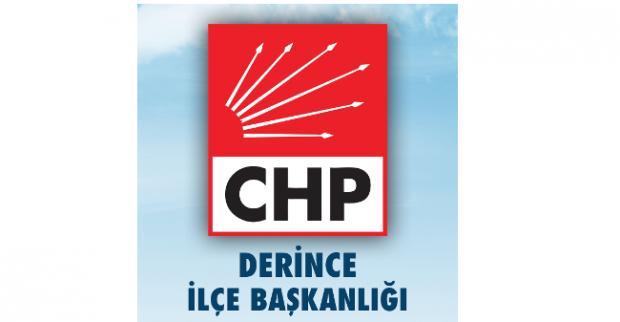 CHP DERİNCE'DE DELEGE SEÇİMLERİ BAŞLIYOR